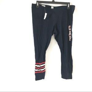 Gap Women Leggings Capri Stretch Pants Size XL